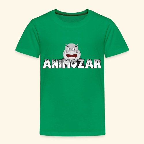 Logo officiel Animozar - T-shirt Premium Enfant