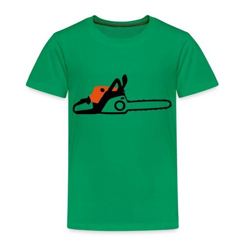Säge - Kinder Premium T-Shirt
