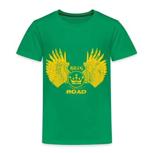 WINGS King of the road light - Kinderen Premium T-shirt