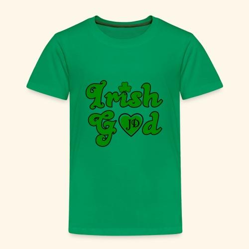 Irish God - Kids' Premium T-Shirt