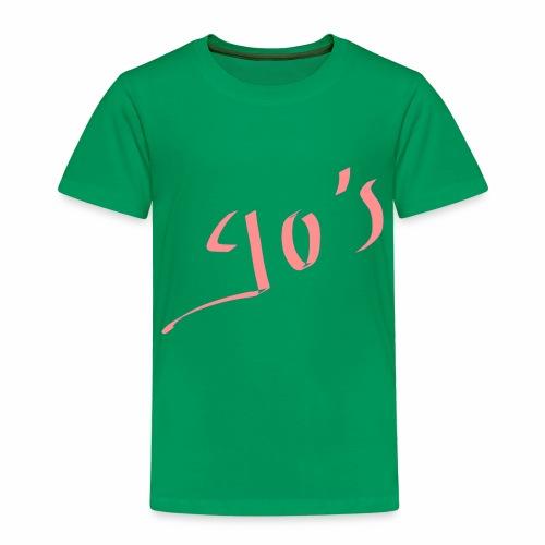 90's - T-shirt Premium Enfant