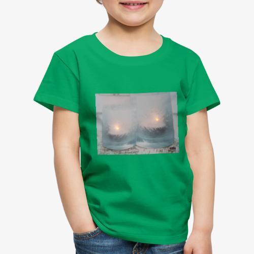 Selectie kaarslicht - Kinderen Premium T-shirt