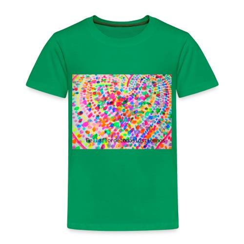 Bellaflordetodoslostiempos - Camiseta premium niño