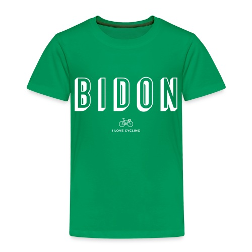 Bidon - T-shirt Premium Enfant