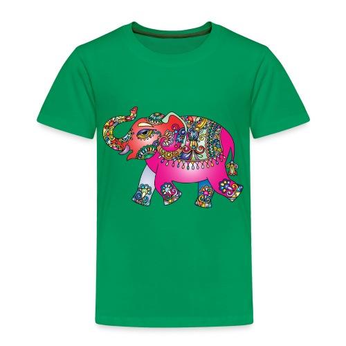 elephant - Kinder Premium T-Shirt