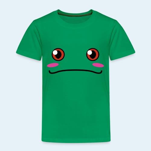 Rana bebé (Cachorros) - Camiseta premium niño