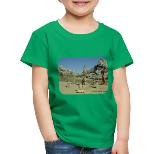 Valle della Luna - Maglietta Premium per bambini