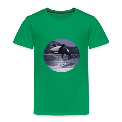 Beauty of a Killer - Børne premium T-shirt