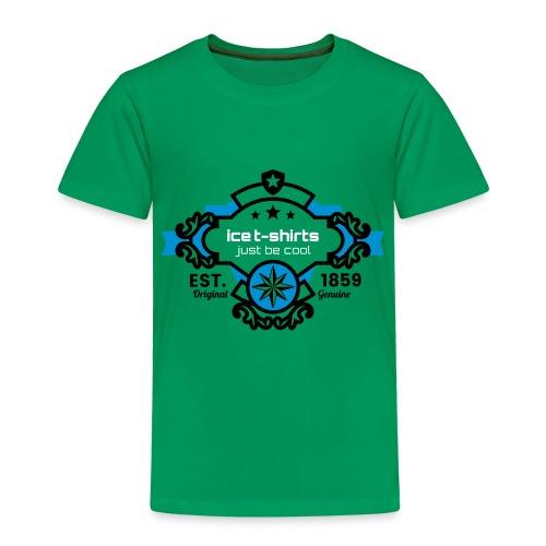 Ice T Shirt just be cool - Kinder Premium T-Shirt