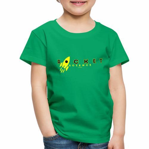 Rocket Science - Kinderen Premium T-shirt