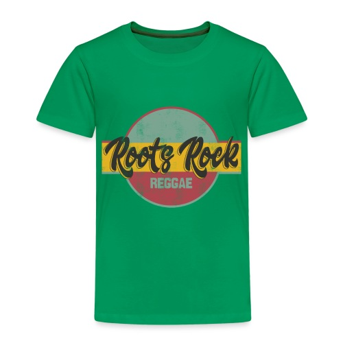 Roots Rock Reggae - Kinder Premium T-Shirt