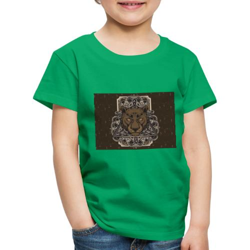 Panther shirt - Kinder Premium T-Shirt