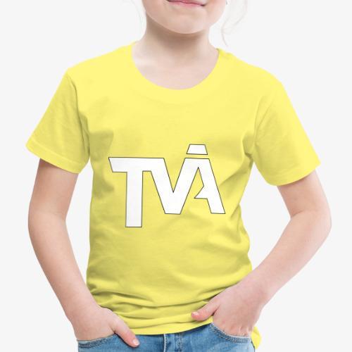 TVÅHUNDRA VIT - Premium-T-shirt barn