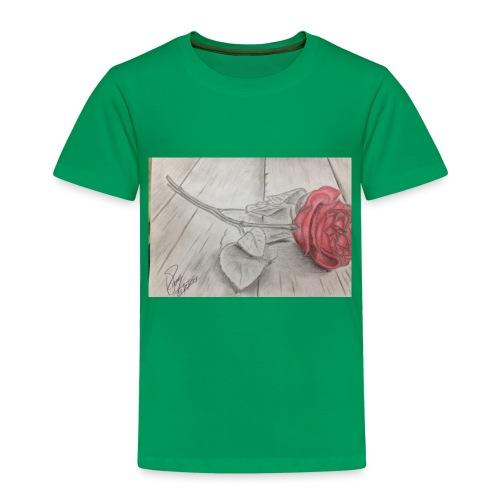 ROSA - Camiseta premium niño