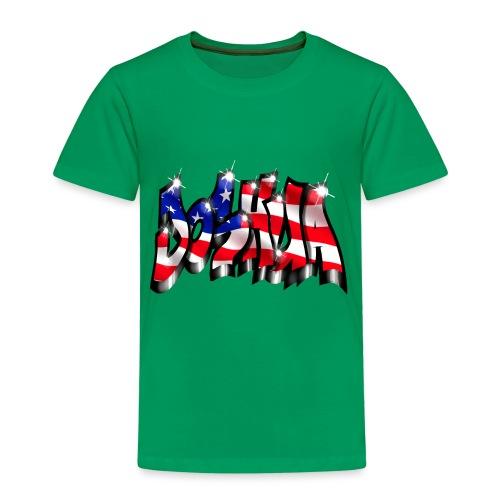 GRAFFITI JOSHUA USA STYLE PRINTABLE ON EVERYTHING - T-shirt Premium Enfant