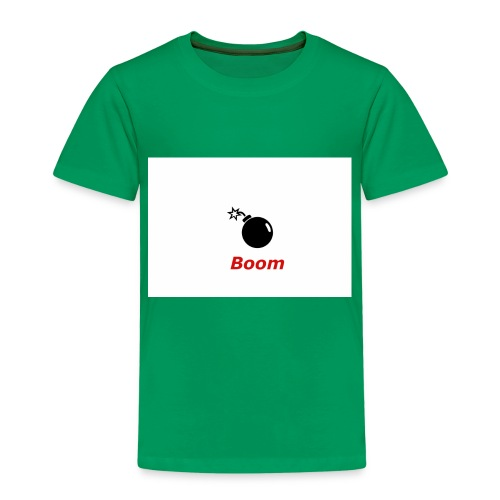 Bomba - Koszulka dziecięca Premium