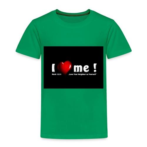 Ich liebe mich - Kinder Premium T-Shirt