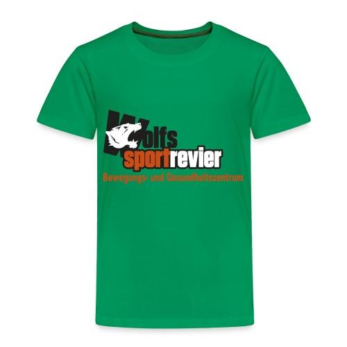 Wolfs Sportrevier - Kinder Premium T-Shirt