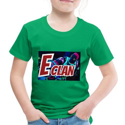 Elite x Clan Turnbeutel - Kinder Premium T-Shirt