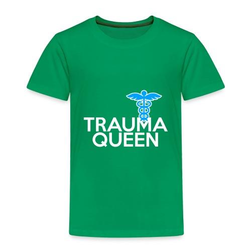 Trauma Queen - Kinder Premium T-Shirt