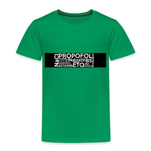 Medikamente - Kinder Premium T-Shirt