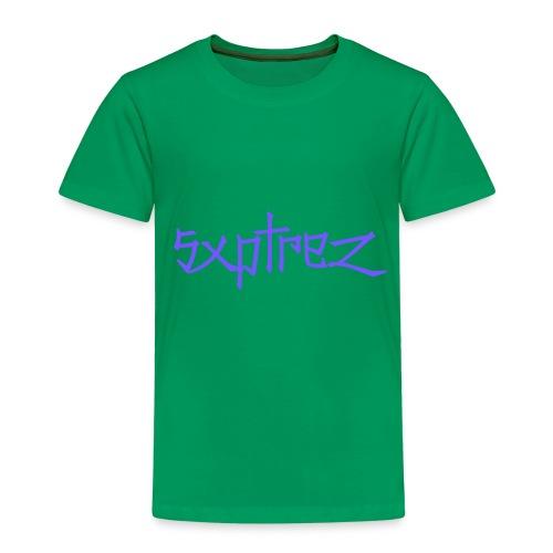 sxptrez collection - Premium-T-shirt barn