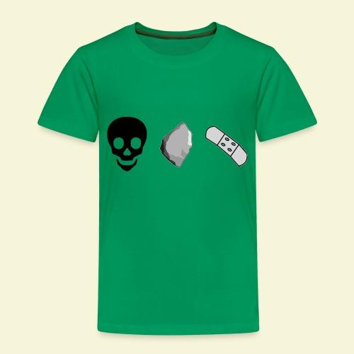 KopfStanPfloster Symbole - Kinder Premium T-Shirt