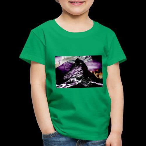 MOUNTAIN BOY - Premium-T-shirt barn