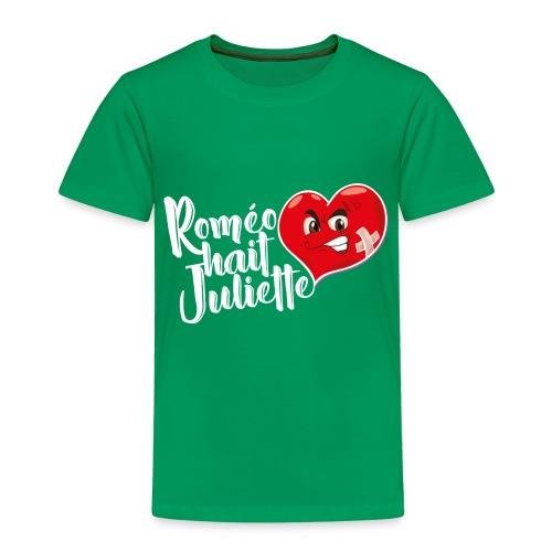 ROMEO ET JULIETTE - T-shirt Premium Enfant
