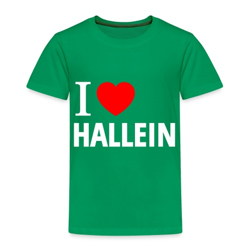 I love Hallein - Kinder Premium T-Shirt