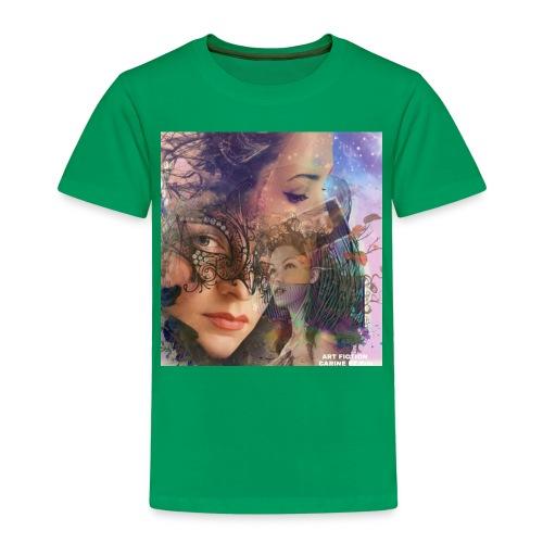 cache cache - T-shirt Premium Enfant