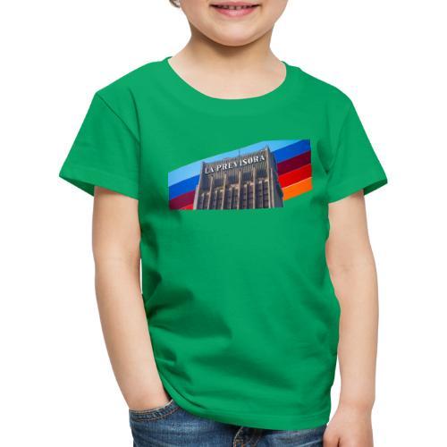 LA PREVISORA VINTAGE - Camiseta premium niño