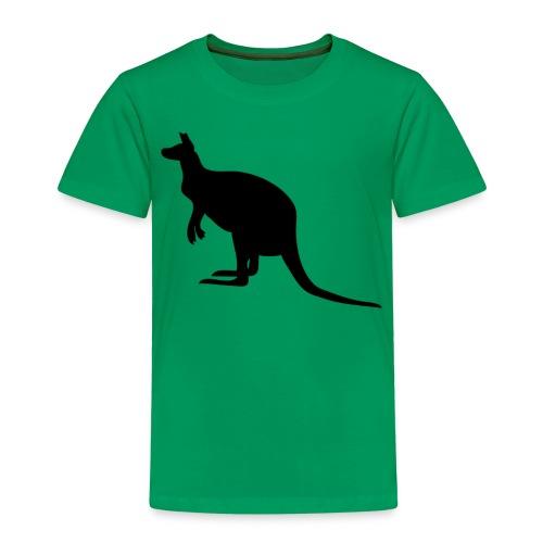 Kaenguru - Kinder Premium T-Shirt