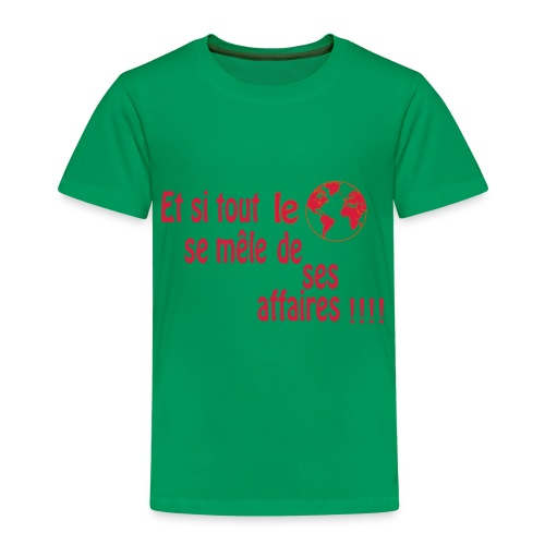 BNT création - T-shirt Premium Enfant