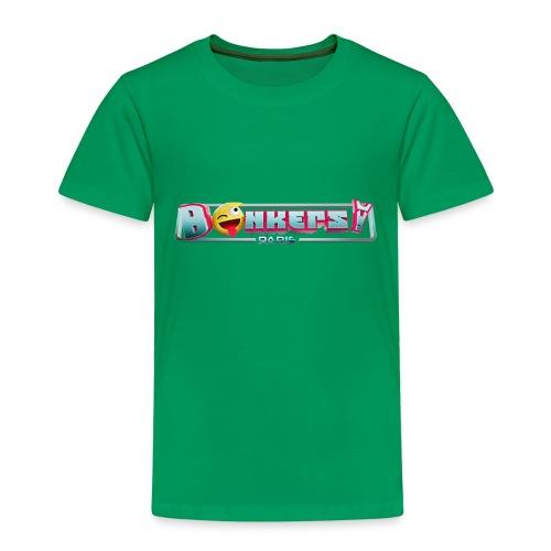 Bonkers! Paris Pink - T-shirt Premium Enfant