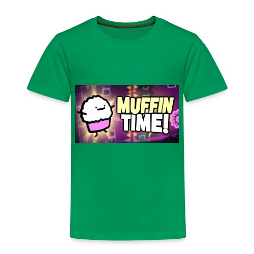 Its Muffin Time 2 - Kinder Premium T-Shirt