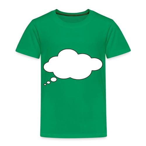 Shirt Druckerei 24 Sprechblase - Kinder Premium T-Shirt