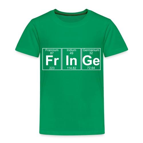 Fr-In-Ge (fringe) - Full - Kids' Premium T-Shirt