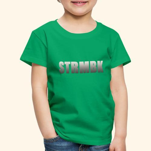 KORTFILM STRMBK LOGO - Kinderen Premium T-shirt