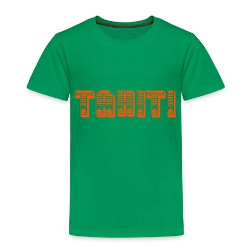 Tahiti - Kinder Premium T-Shirt