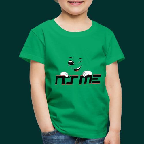 Faccia che ride - Maglietta Premium per bambini