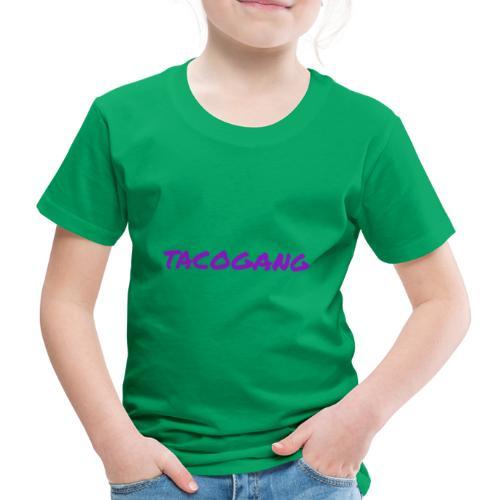 TACOGANG - Premium T-skjorte for barn
