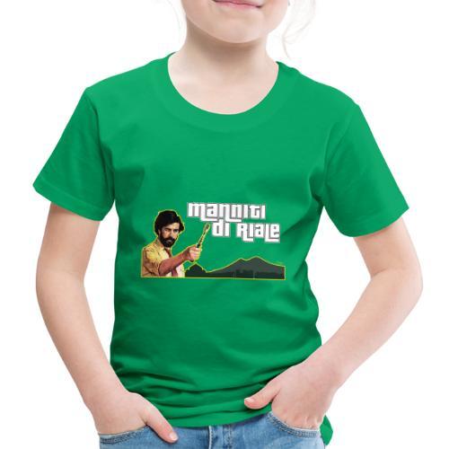 Manniti di Riale - Maglietta Premium per bambini