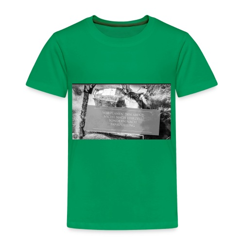LandwirtschaftForstwirtschaft Fan Shirt - Kinder Premium T-Shirt