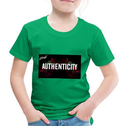 Authenticity - T-shirt Premium Enfant