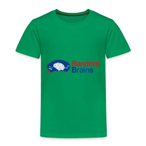 RandomBrains - Camiseta premium niño