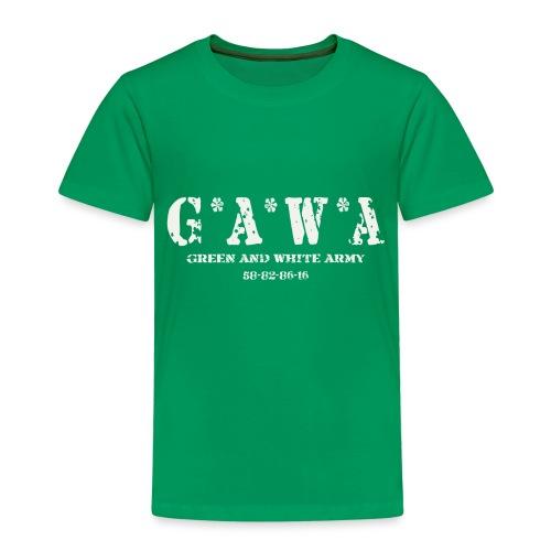 Northern Irelans GAWA bag - Kids' Premium T-Shirt
