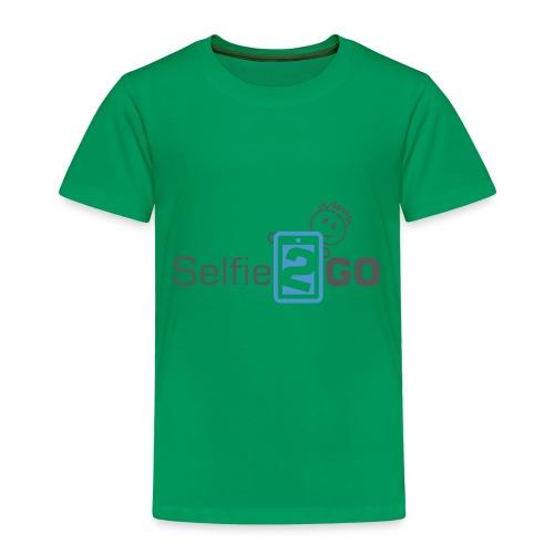 selfie2go - Kinder Premium T-Shirt