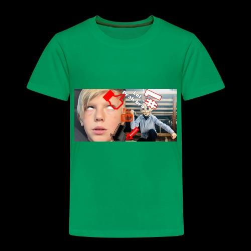 coolrockskingen # - Premium-T-shirt barn