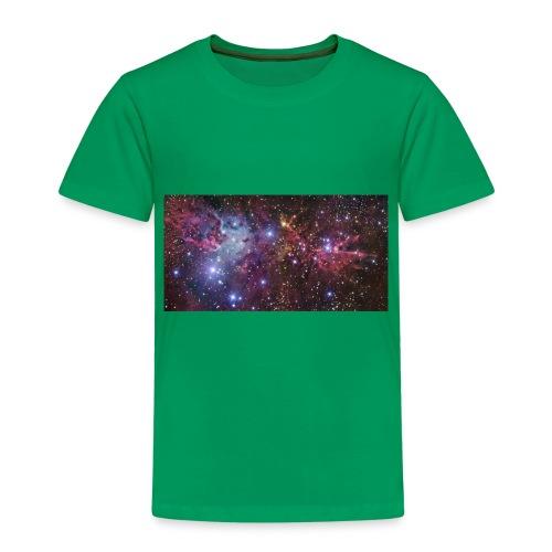 Stjernerummet Mullepose - Børne premium T-shirt